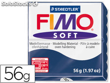 Pasta staedtler fimo soft 56 gr color azul windsor