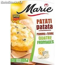 Patati pdt 4FROMAGE 280G