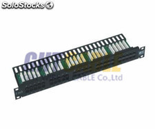 Patch panel CAT3 voice 50 puerta