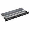 Patch panel equip 327424 - 24 puertos apantallados - categoria 5 -