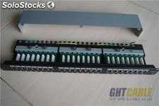 Patch panel ftp CAT5E 24 puerta RJ45