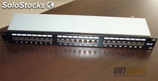 Patch panel ftp CAT6 24 puerta RJ45