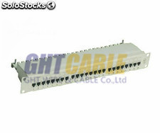 Patch panel sftp CAT5E 24 puerta
