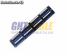 Patch panel utp CAT6 48 puerta RJ45