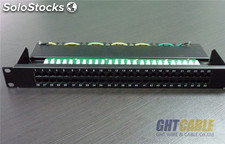 Patch panel VOICE 50 puerta