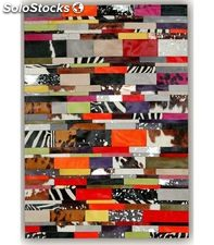 Patchwork multy stripes - home