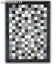 Patchwork multy4 gris - home