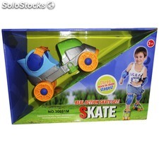 Patines infantiles adaptables