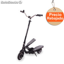 Patinete con pedales stepper bep-010