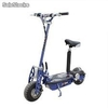 Patinete electrico 1000w carbon blue 36v