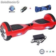 Patinete Eléctrico equilibrio Bluetooth scooter electrico hoverboard 6.5