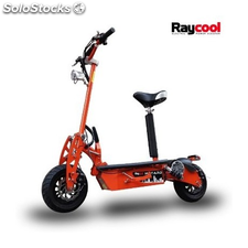 "Patinete eléctrico raycool 1800W motard 6""mod 2016 (panel digital)"
