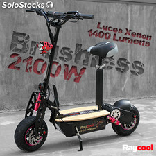 Patinete Eléctrico Raycool Brushless 2100W (exposición)