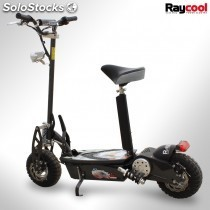 Patinete eléctrico Raycool Carbon Black LED 1000W