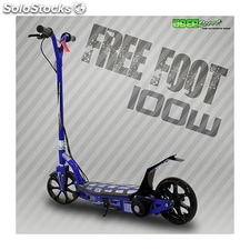 Patinete electrico raycool uberscoot 100W(equivalente a 250W)
