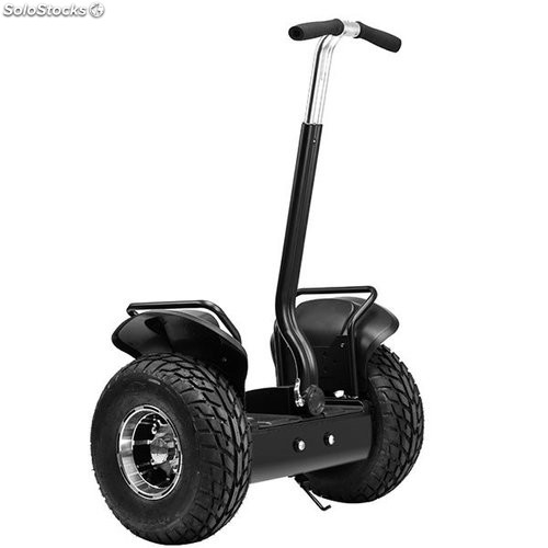 patinete el ctrico tipo segway off road con 2 motores de 1. Black Bedroom Furniture Sets. Home Design Ideas