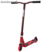 Patinete rojo MS119T, marca JD Bug