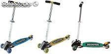 Patinete Scooter 4 Ruedas