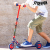 Patinete Spiderman (2 ruedas)