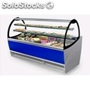 Patisserie display counter - mod. millennium pas - ventilated cooling -