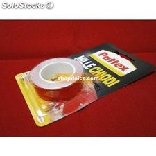 pattex millechiodi tape 19 mm biadesivo rotolo 120 kg