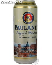 Paulaner Hefe Weiss beer Alcohol