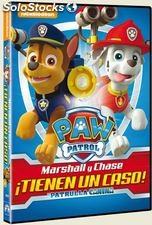 Paw patrol: marshall y chase/DVD paramou