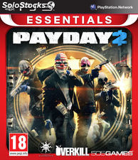 Payday 2 essentials/PS3