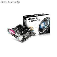 Pb asrock Q1900B-itx cpu intel quad core