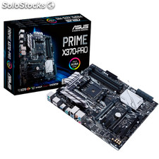 Pb asus prime X370-pro skt AM4 atx 4DDR4 2666MHZ 1HDMI 1DISPLAY port sli /