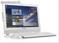 "Pc aio lenovo tcent S200Z J3710 4GB 1TB 19.5"" freedos blanco"