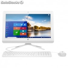 Pc all in one hp 20-C000NS - amd qc E2-7110 1.8GHz - 4GB - 1TB - rad R2 -