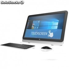 PC all in one HP 22-3103ns - amd A6-6310 1.8ghz - 4gb - 1tb - rad r4 -