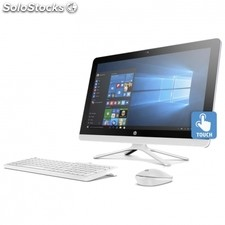 Pc all in one hp 24-G013NS - amd A8-7410 qc 2.2GHZ - 4GB - 1TB - rad R5 -