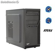 Pc de sobremesa iggual psipc176 i3-4170 4 gb 120 ssd windows 7 pro