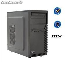 Pc de Sobremesa iggual PSIPCH211 i3-6100 4 GB 1 tb Windows 10 Pro