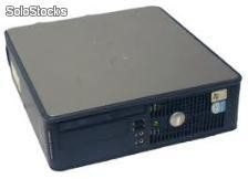 Pc Dell 745 Small Form Factor Core2Duo 1800 Mhz 1 Gb Ram