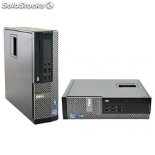 Pc dell core i5 sobremesa 4GB ram w-7 PROF