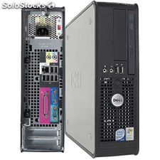 Pc fisso ref dell optiplex gx 755 sff - CORE2DUO e