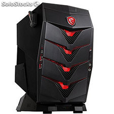 Pc Gaming msi 9S6-B90711-004 Intel® Core i5-7400 8 GB 1 tb + 256 GB ssd gtx 1060