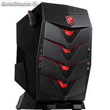 Pc Gaming msi 9S6-B90911-010 Intel® Core i7-7700K 16 GB 2 tb + 256 GB ssd gtx