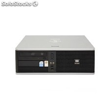 Pc hp core 2 duo gama alta