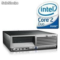 Pc Hp dc7700 Smal Form Factor Core2Duo 1866 Mhz