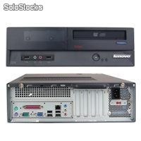 Pc-Lenovo Thinkcentre M57 Intel E2200 160GB Win7