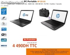 Pc Portable hp 250 G3