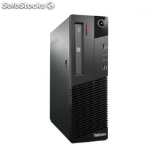 Pc sobremesa lenovo thinkcentre M83 - I3-4170 3.7GHZ - 4GB DDR3 - 500GB -