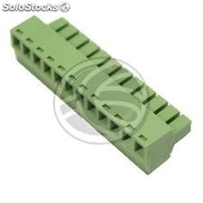 PCB female connector 12-pin 3.81mm (TD32)