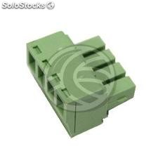 PCB female connector 4-pin 3.81mm (TD31)