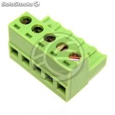 PCB female connector 5 pin 5.08mm (TD24)