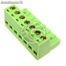 Pcb socket 7 pin 5.08mm (TD26)